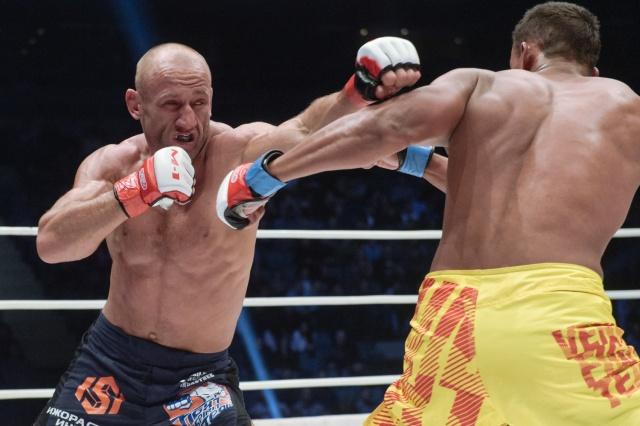 Александр Бутенко vs Рубенилтон Перейра, M-1 Challenge 71