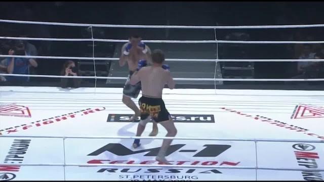 Амирхан Мазихов vs Павел Балмасов, M-1 Selection 2009 3