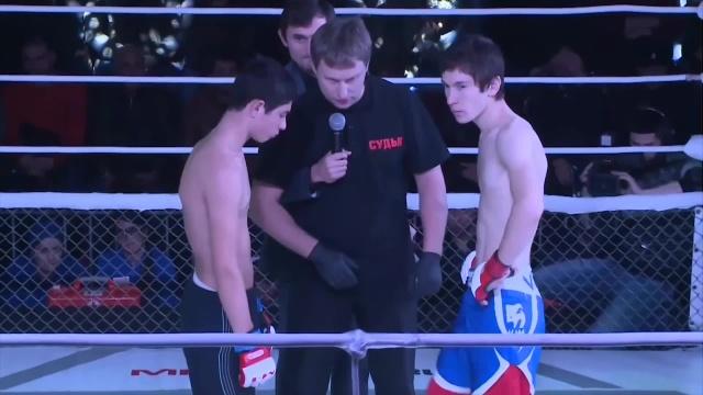 Akromat Khadziev vs Akram Khantaev, Road to M-1: Ingushetia