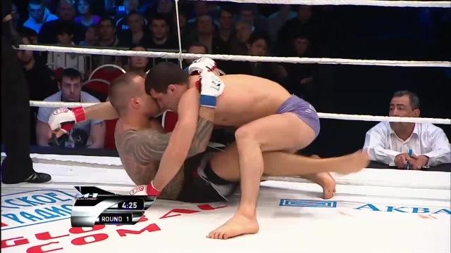 Рашид Магомедов vs Рафал Мокс, M-1 Challenge 23