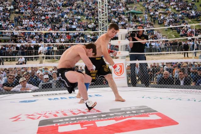 Али Багов vs Хамзат Далгиев, M-1 Challenge 49
