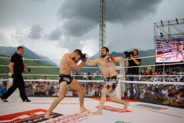 Габриэль Сабо vs Лом-Али Нальгиев, M-1 Challenge 69