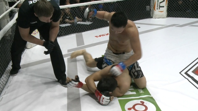 Владимир Федоров vs Ислам Заурбеков, Road to M-1