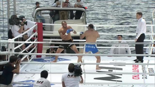 Эулогио Фернандес vs Ансар Чалангов, M-1 Challenge 04
