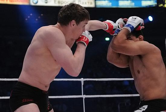 Винни Магальяш vs Виктор Немков, M-1 Challenge 25