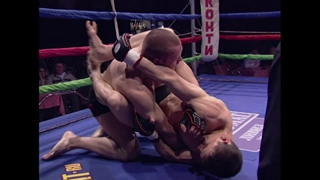 Сергей Наумов vs Денис Комкин, MFC Mix-Fight 2004