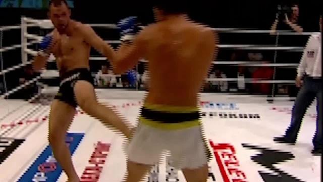 Радмир Габдуллин vs Магомед Рабаданов, M-1 Selection 2009 6