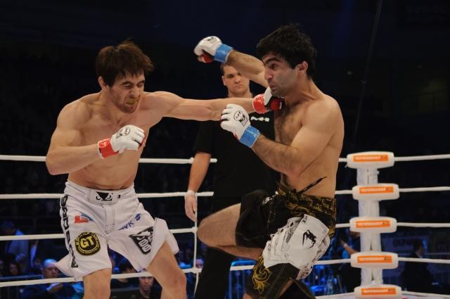 Albert Shogenov vs Anvar Abdulov, M-1 Challenge 36