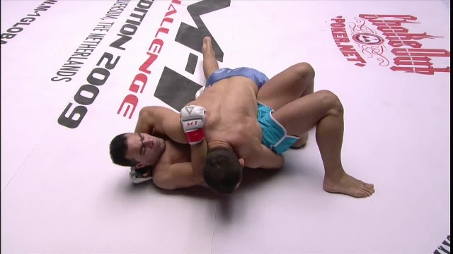 Сергей Корнев vs Ахмед Байрак, M-1 Challenge 18