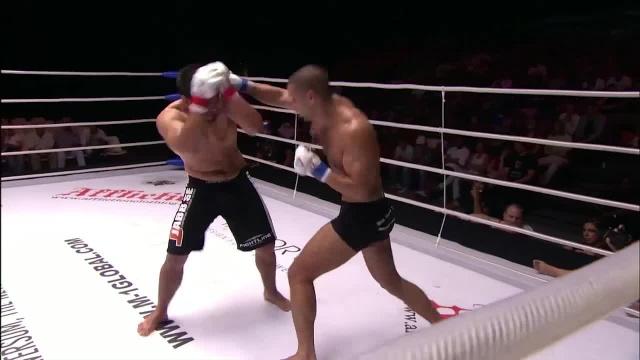 Диего Гонзалес vs Нордин Арих, M-1 Challenge 18