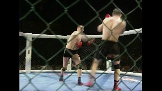 Сергей Агопян vs Ярослав Пильник, M-1 MFC - Russia Open Tournament