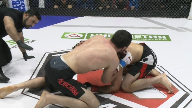 Аюб Тураев vs Омар Джамалов, Road to M-1