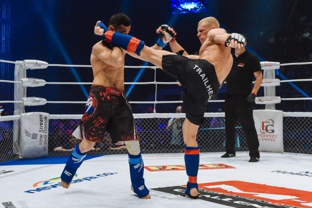Муроджон Кодыров vs Максим Пугачев, M-1 Challenge 68