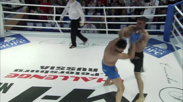 Роджент Ллорет vs Ахмед Султанов, M-1 Challenge 04