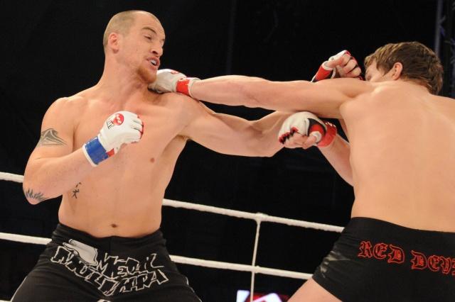 Виктор Немков vs Даниэль Вискайя, M-1 Challenge 22