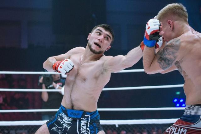 Иван Еременко vs Ниджат Иманов, M-1 Challenge 97&Tatfight 7