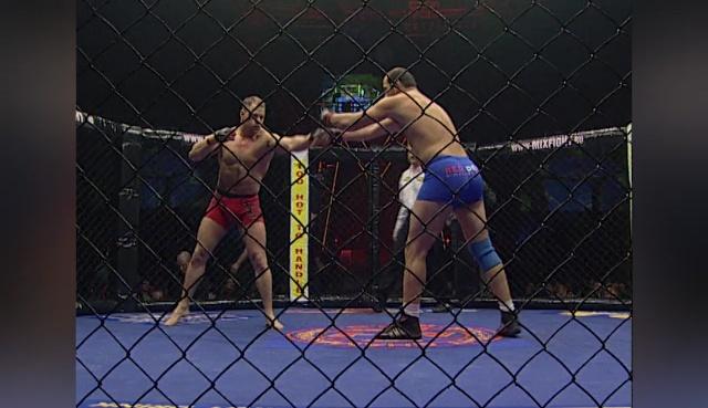 Мартин Малхасян vs Эркка Шолстрам, M-1 MFC - Russia vs. the World 4