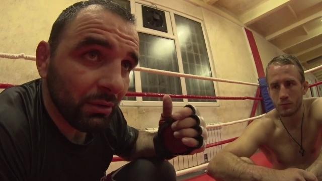 M-1 Challenge 81: видео блог Павла Витрука
