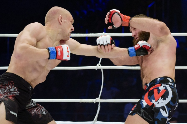 Владимир Трусов vs Аслан Измайлов, M-1 Challenge 99
