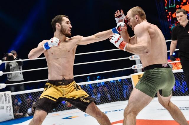 Сергей Морозов vs Павел Витрук, M-1 Challenge 64