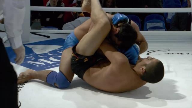 Хуан Мануэль Суарез vs Ислам Каримов, M-1 Challenge 04