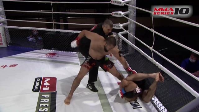 Хайлайты турнира MMA Series 10 : M-1 Online & WKG, 18 июля