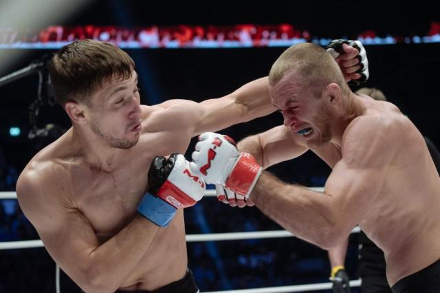 Павел Витрук vs Виталий Бранчук, M-1 Challenge 71