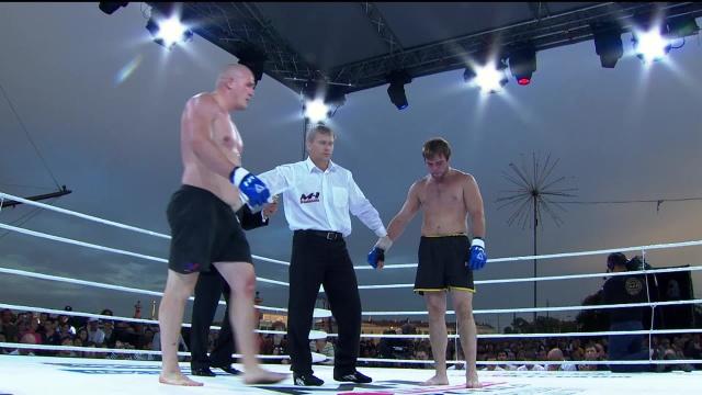 Константин Стрижак vs Дмитрий Стариков, M-1 Selection 2009 5