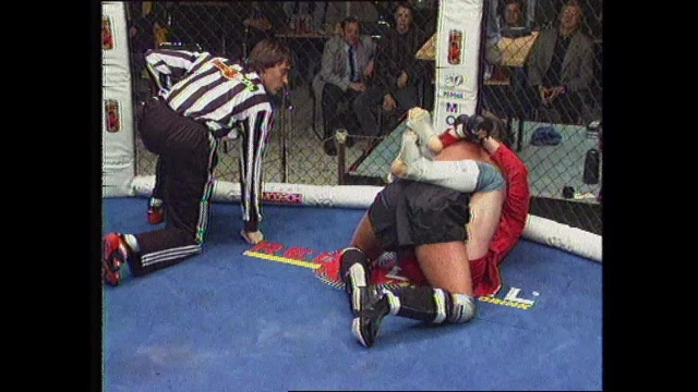 Пит Ван Геммерен vs Сергей Акинин, M-1 MFC European Championship 1998