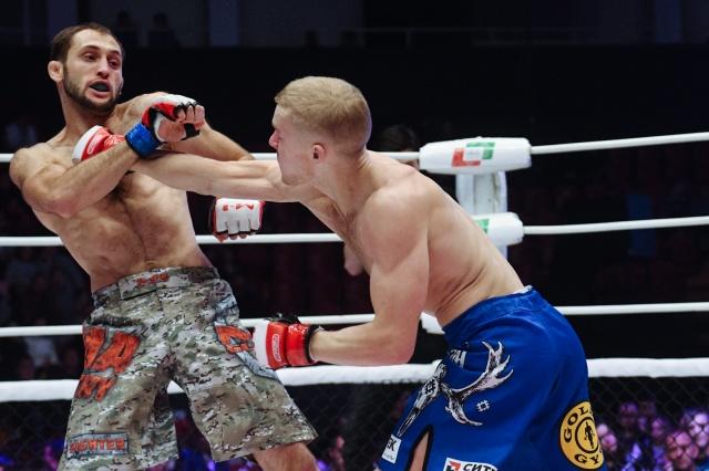 Александр Доскальчук vs Вадим Малыгин, M-1 Challenge 83&Tatfight 5