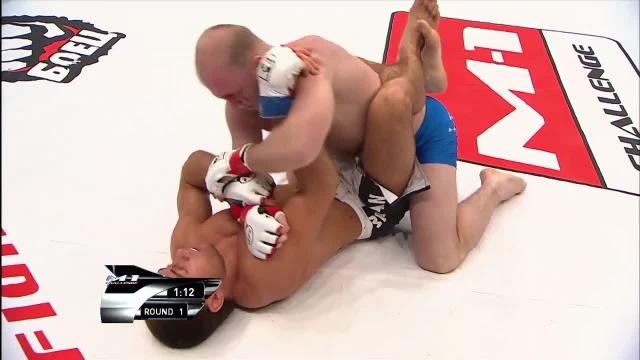 Маирбек Тайсумов vs Юрий Ивлев, M-1 Challenge 23