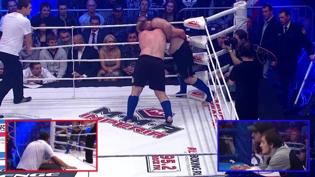 Ахмадшейх Гелегаев vs Михаил Газаев, WMMAA Finals
