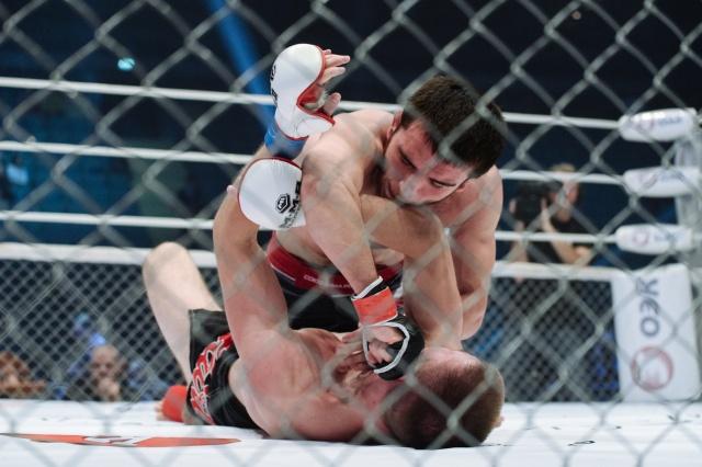 Владислав Навицкий vs Касум Касумов, M-1 Challenge 71