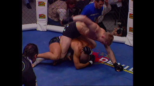 Андрей Семенов vs Рафлэс ла Роуз, M-1 MFC European Championship 2000