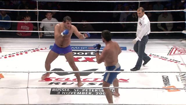 Магомед Хапизов vs Салимгирей Расулов, M-1 Selection 2009 9