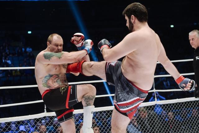 Евгений Болдырев vs Ризван Куниев, M-1 Challenge 71