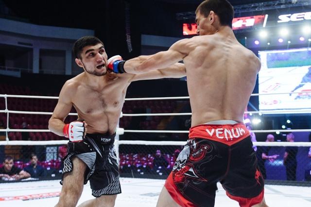 Ринат Шакиров vs Ниджат Иманов, M-1 Challenge 83 & Tatfight 5