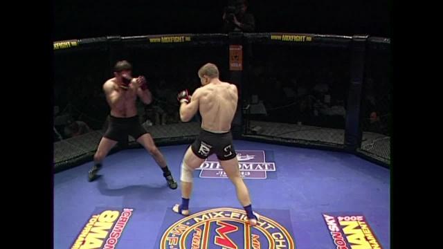 Андрей Семенов vs Азред Телькушеев, M-1 MFC - Middleweight GP