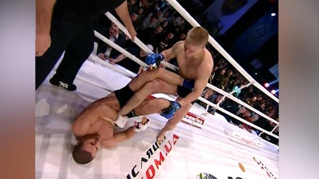 Юрий Саакян vs Сергей Адамчук, M-1 Selection Ukraine 2010 - The Finals