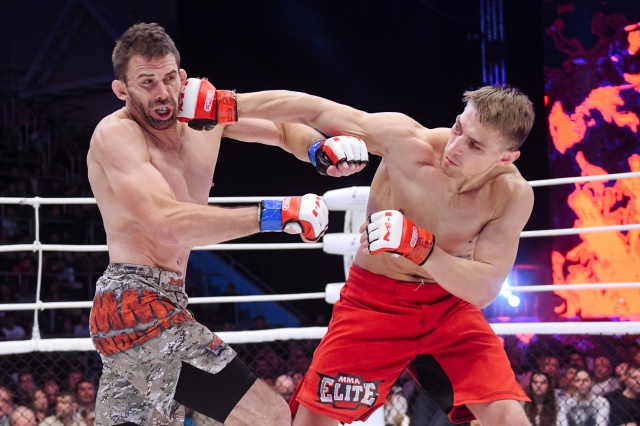 Кит Джонсон vs Максим Грабович, M-1 Challenge 78