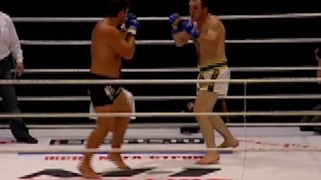 Ибрагим Ибрагимов vs Кирилл Сидельников, M-1 Selection 2009 6