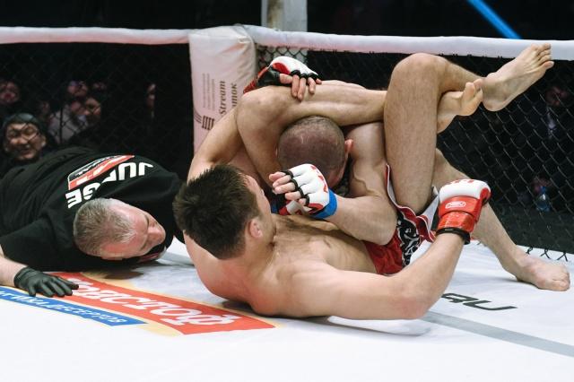 Леван Солодовник vs Шавкат Рахмонов, M-1 Challenge 87
