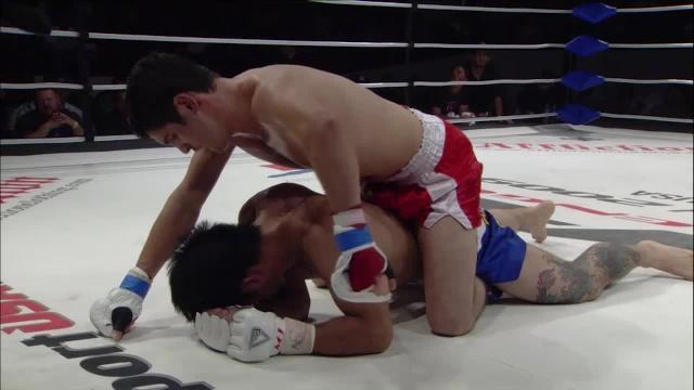 Акин Дуран vs Романо Де Лос Рейес, M-1 Challenge 16