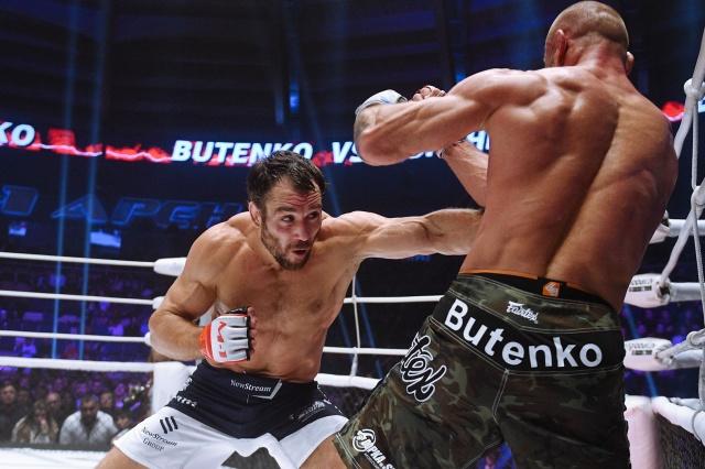 Александр Бутенко vs Алексей Кунченко, M-1 Challenge 90