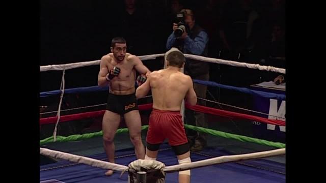 Карен Григорян vs Ардак Назаров, MFC Mix-Fight 2004