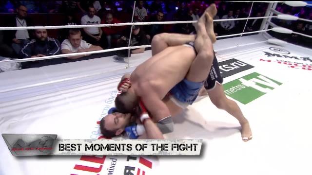 Магомед Султанахмедов vs Дибир Загиров, Selection 2010 Eastern Europe Round 3