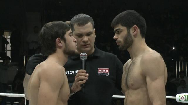 Игорь Трушкин vs Муслим Кациев, Road to M-1