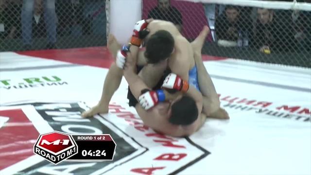 Khalit Shaipov vs Zakir Yandiev, Road to M-1: Ingushetia 2