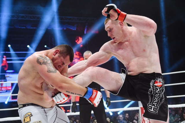 Юрий Проценко vs Антон Вязигин, M-1 Challenge 79