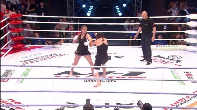 Дарья Ибрагимова vs Людмила Радько, Selection 2010 Eastern Europe Round 3